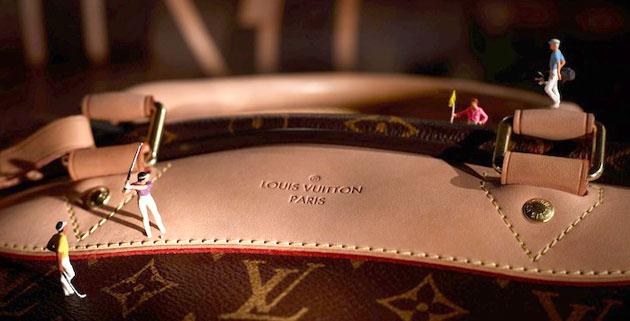Louis Vuitton | larger than life