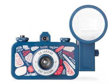 "La Sardina & Flash ""The Guvnor"" Edition"