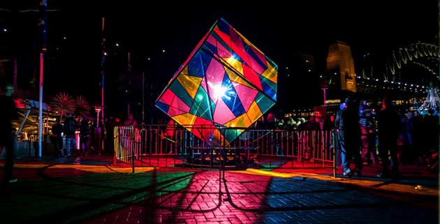 Vivid Sydney Light Installations
