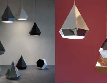 DIAMOND LAMPS | SEBASTIAN SCHERER