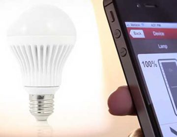 Remote Control Networked LED Bulb