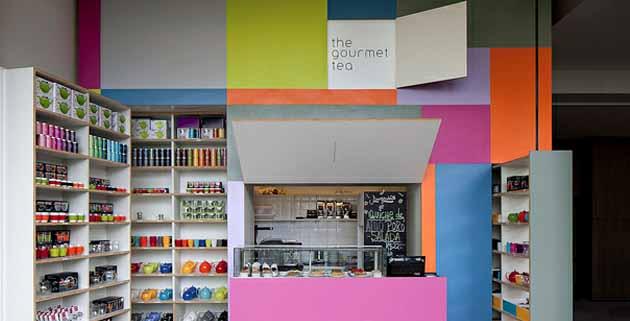 Pop-up shop | the gourmet Tea