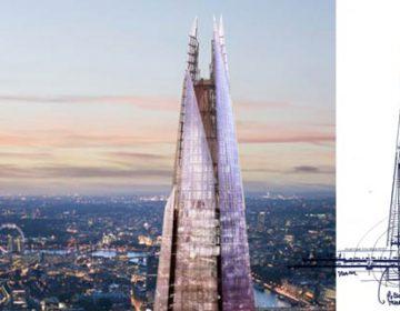 The London Bridge Tower