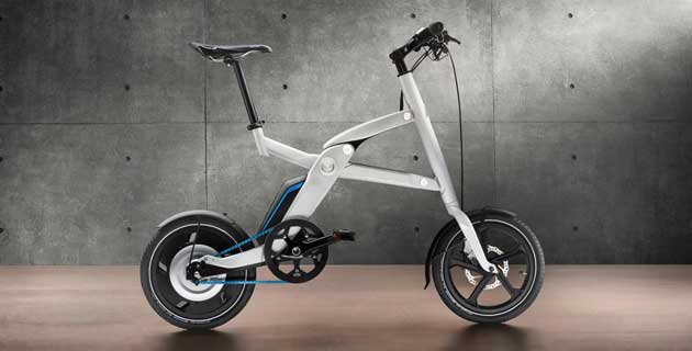 BMW i Pedelec | Bicycle Concept