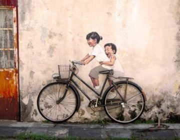 Interactive Painting in Malaysia