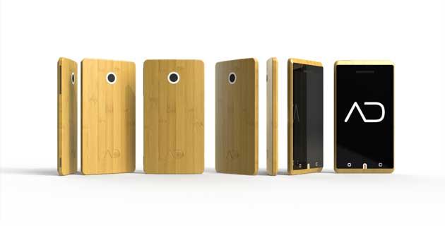 ADzero | Bamboo Smartphone Concept