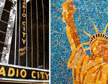 MetroCard Collages