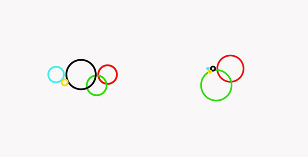 Olympic Rings Infography
