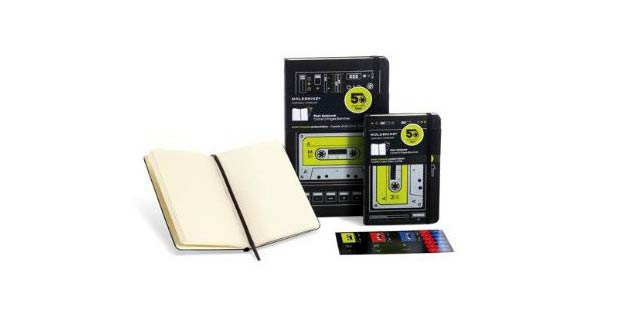 Moleskine | Audio Cassette Limited Edition