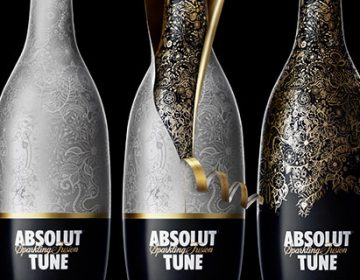 Absolut Tune Packaging Design