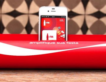 Coca-Cola FM | Magazine Amplifier