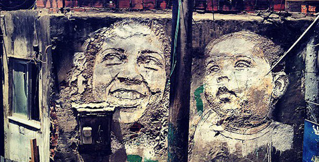 Mural Art – Rio de Janeiro
