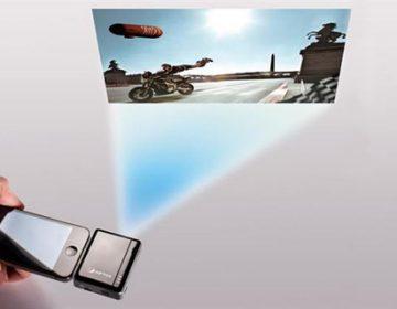 iPhone Mobile Cinema Projector