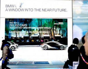 A WINDOW INTO THE NEAR FUTURE