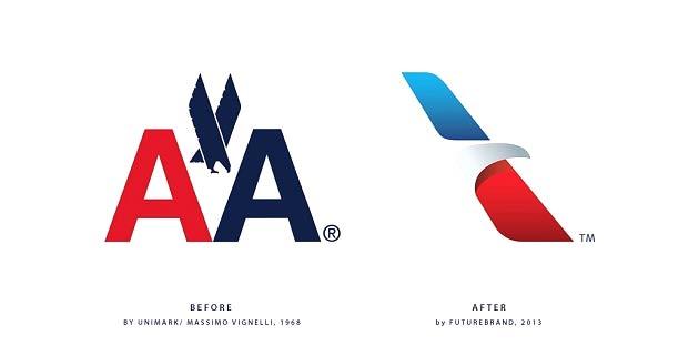 american airlines rebrand