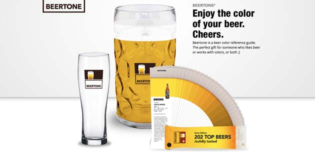 Beertone | Beer Color Guide