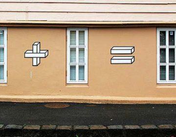 Ingenious Street Art by Aakash Nihalani