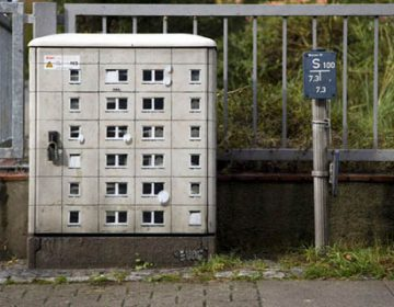 Miniature Apartment Street Art