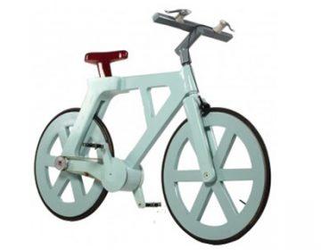 $9 Cardboard Bike…!!