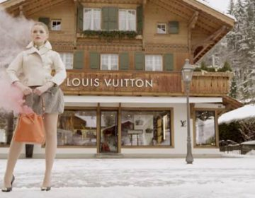 Louis Vuitton Gstaad Resort