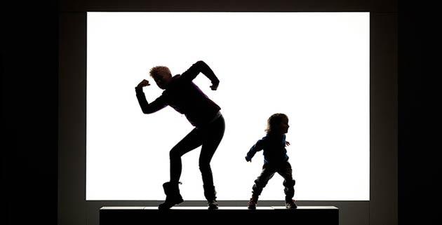 Shadow Monsters   Philip Worthington