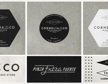 CORNELIA and CO [ Brand identity & Packaging ]