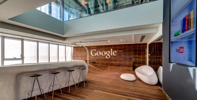 Google Tel-Aviv Office
