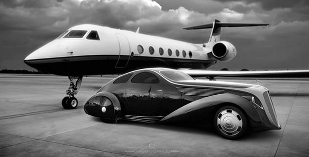 Rolls Royce Jonckheere Aerodynamic Coupe