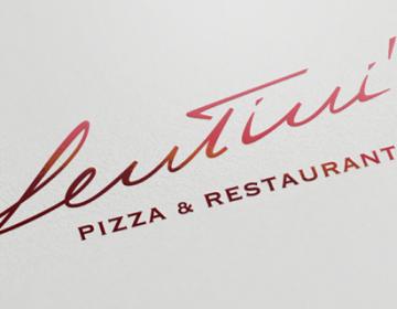 Lentini's | Brand Identity