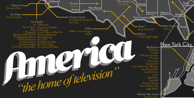 America | The Home of Television