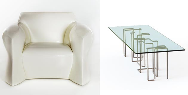 Brad Pitt's Furniture Design