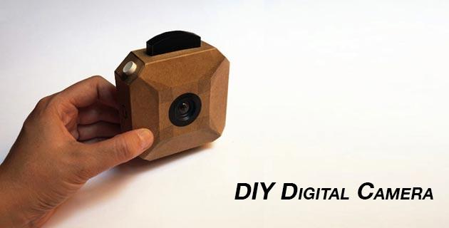 DIY Digital Camera