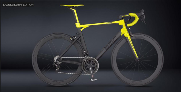 Lamborghini Limited Edition Bicycle