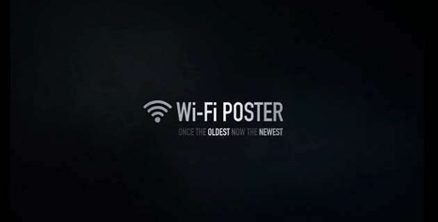 WiFi Posters