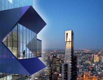 australia's newest skyscraper