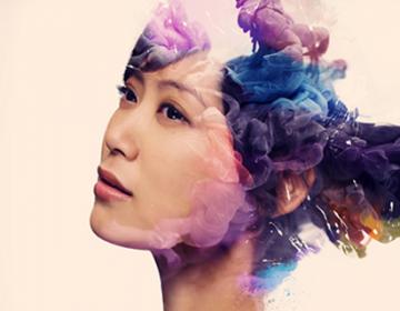 Ayaka – Beautiful EP | Alberto Seveso Ink Art