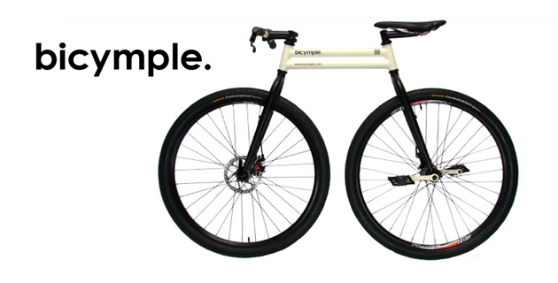 Bicymple. the bicycle, simplified.