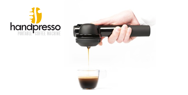 Handpresso | Portable Coffee Machine