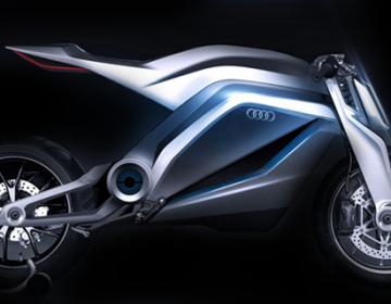 Audi Motorrad Motorcycle