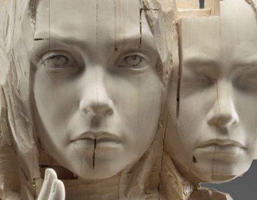 Sculptures of Children | Gehard Demetz