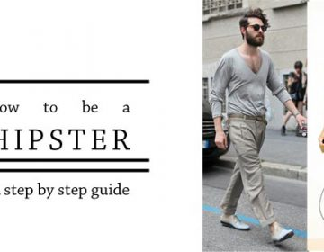 How to be a Hipster