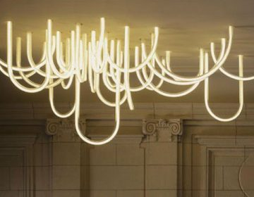 Les Cordes | LED Chandelier