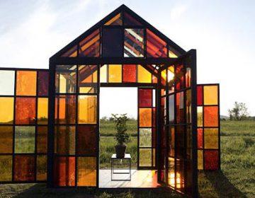 Solarium Carmelized sugar House