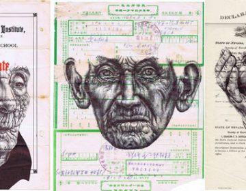 Bic Pen Portraits | Mark Powell