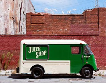 Juice Van Shop