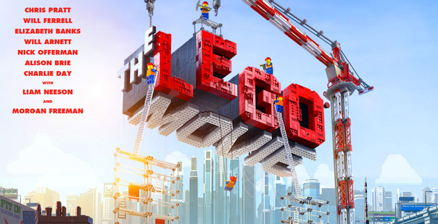 LEGO Movie | Official Trailer