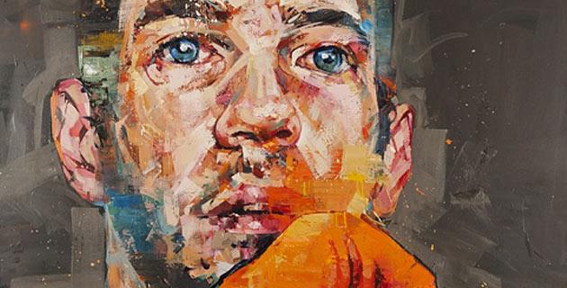 New Portraits   Andrew Salgado