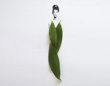 Object Art | Fashion in Leaves