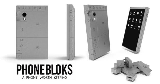 Phonebloks | The modular smartphone