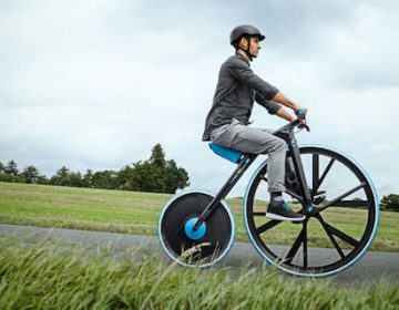 Concept 1865 electric bike | DING 3000